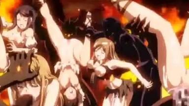 黑兽~高尚的圣女~ 奥丽加 黑暗之城崩塌篇