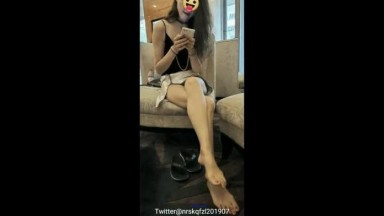 【heels】汤不热175模特heel第三季,成都杭州街头露出ox